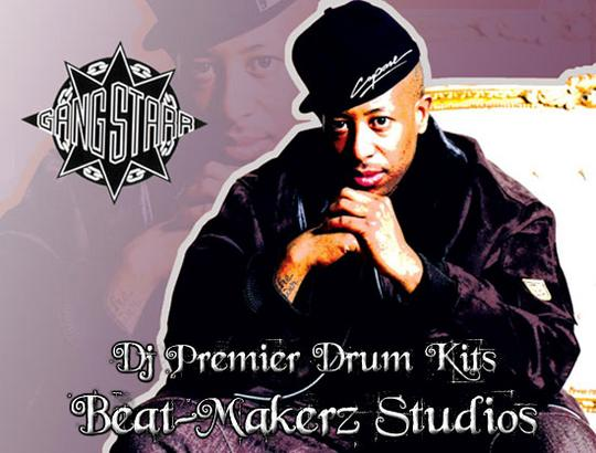 Product picture Dj Premier Drum Kits