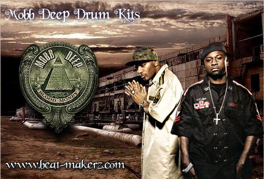 Product picture Mobb Deep Drum Kits