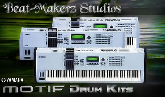 Product picture Motif Drum Kits