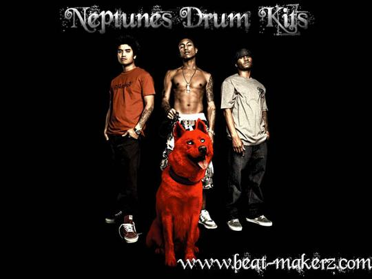 Product picture Neptunes Drum Kit.zip
