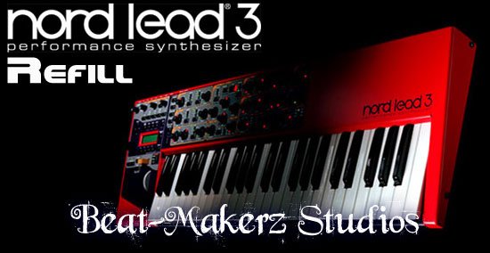 Product picture Nord Lead 3 Refill