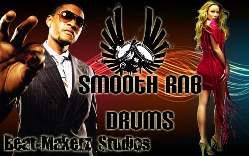 Product picture Smooth R&B Drum Kits