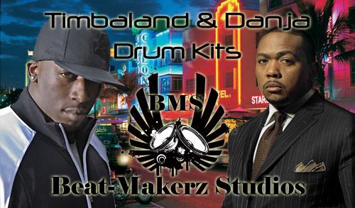 Product picture Timbaland & Danja Drum Kits