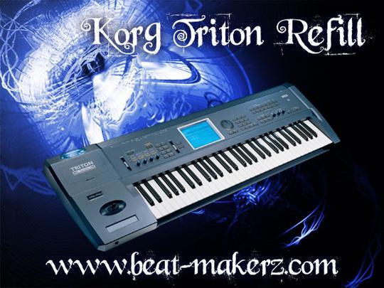 Product picture Triton Refill