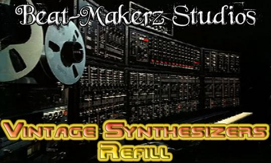 Product picture Vintage Synthesizers Refill