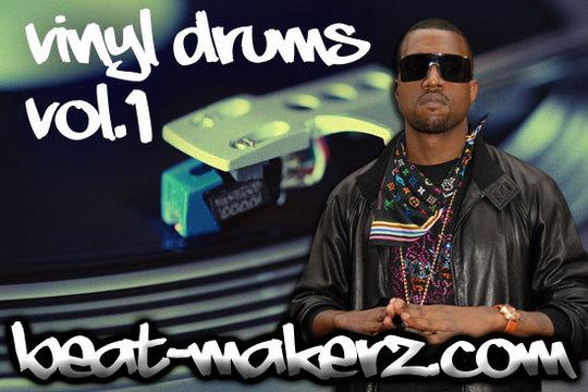 Product picture Vinyl Drums Vol.1