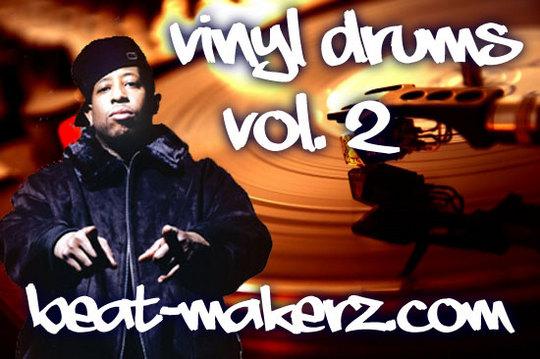 Product picture Vinyl Drums Vol.2