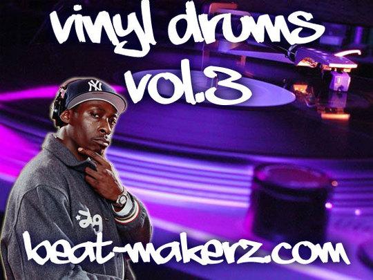 Product picture Vinyl Drums Vol.3