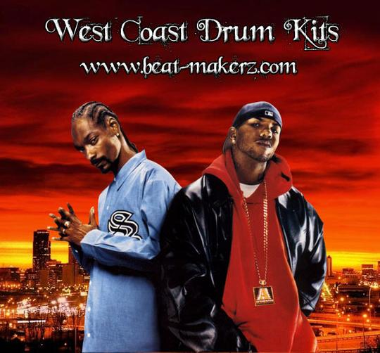 Product picture West Coast Drum Kits